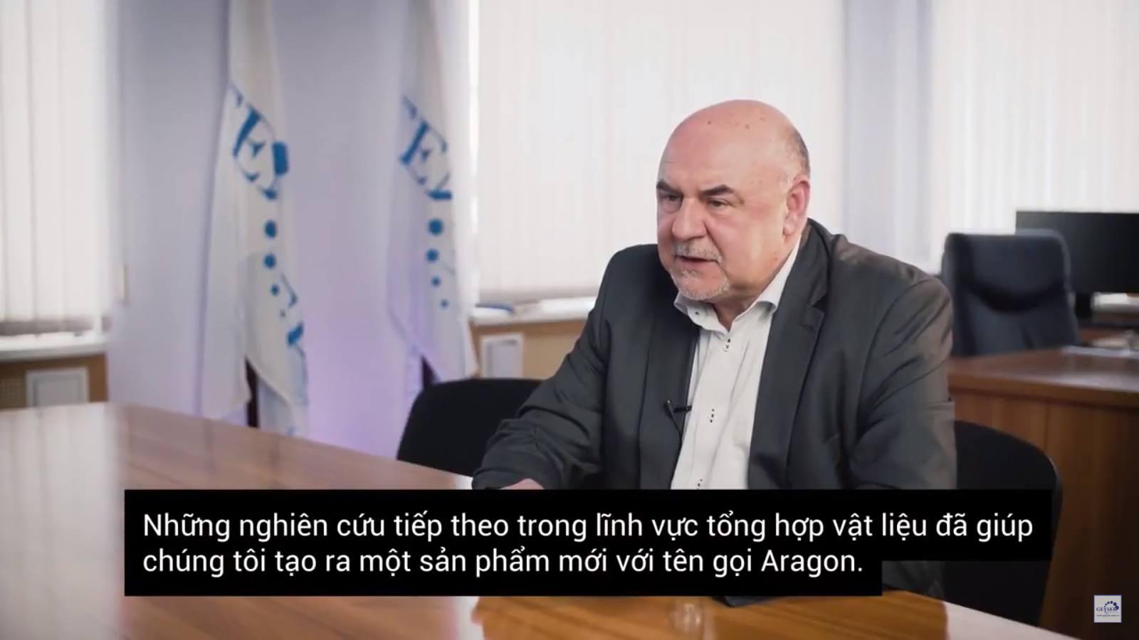 liệu lọc Aragon