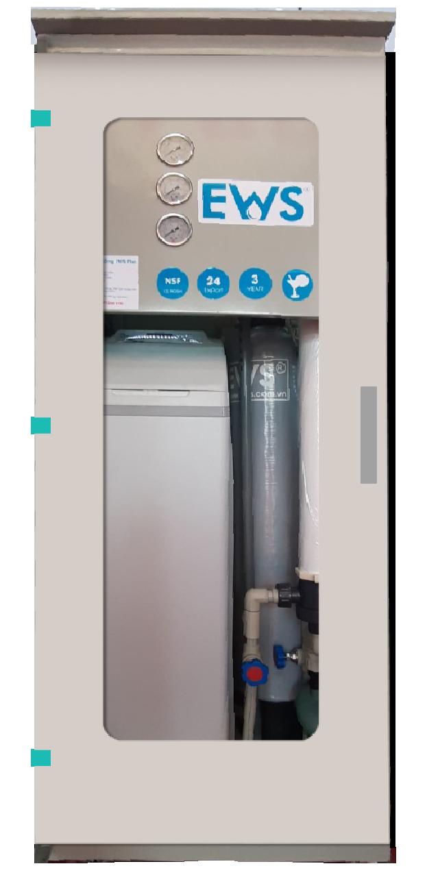 Hệ thống lọc nước tổng sinh hoạt EWS Plus
