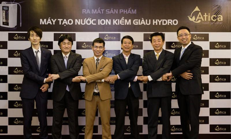 Ra mắt Atica tại Việt Nam năm 2017