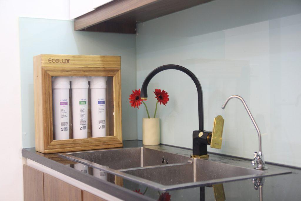 Máy lọc nước Geyser Ecolux được phân phối bởi Minh Anh Water