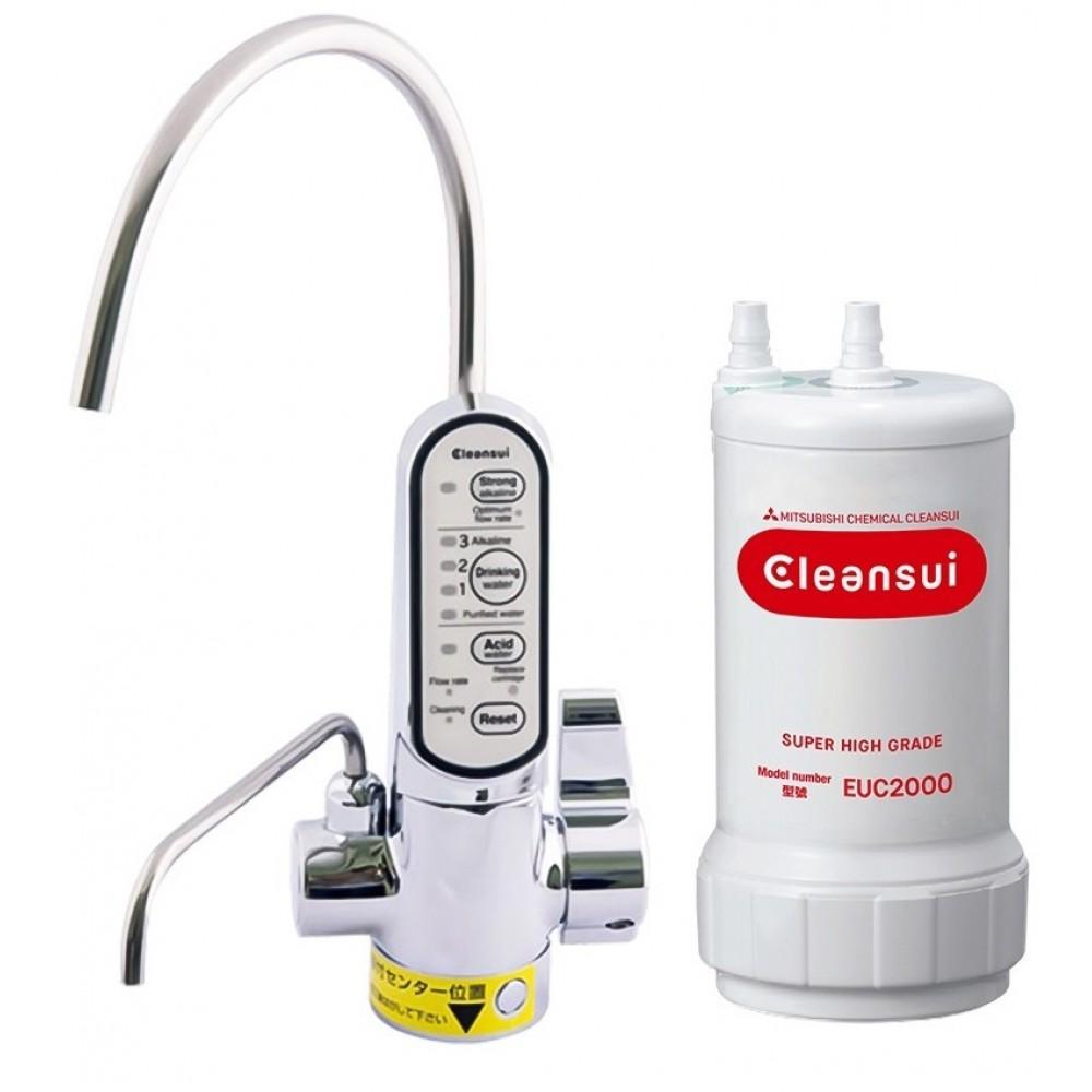 Máy lọc nước ion kiềm Cleansui EU301